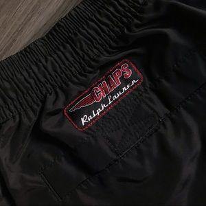 Vintage 90s Chaps Ralph Lauren Nylon Pants